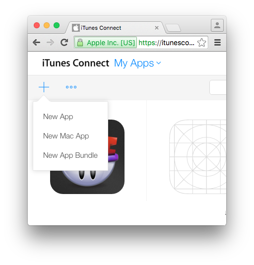 5  Preparing an App for submission via iTunes Connect - GameSalad